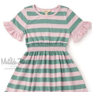 New NWT Size 10 True North Dress Matilda Jane